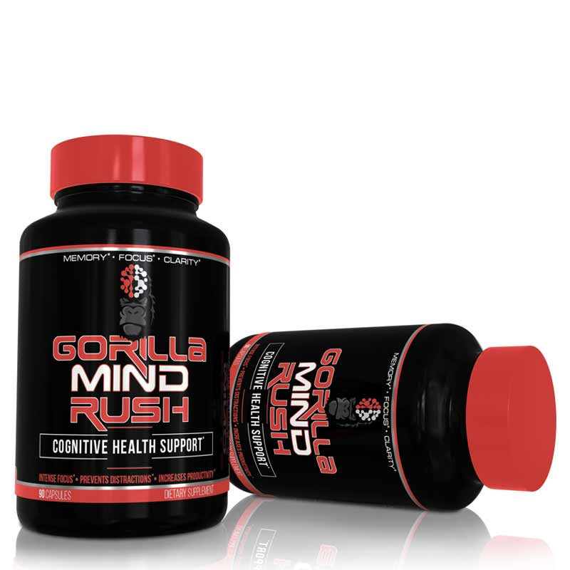 Image result for WHAT IS GORILLA MIND RUSH?""